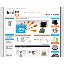 Tahkoo Tools & Electronics