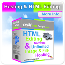 Unlimited Hosting & HTML Editing Software